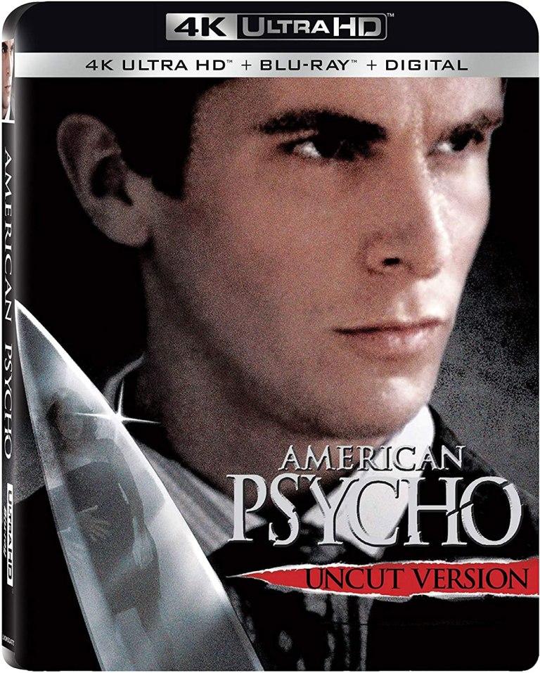 American Psycho blu ray