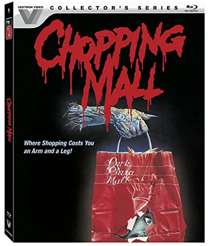 Chopping Mall Blu Ray