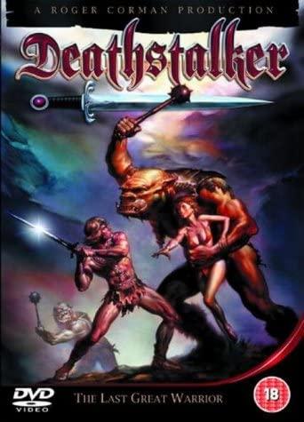 Deathstalker DVD