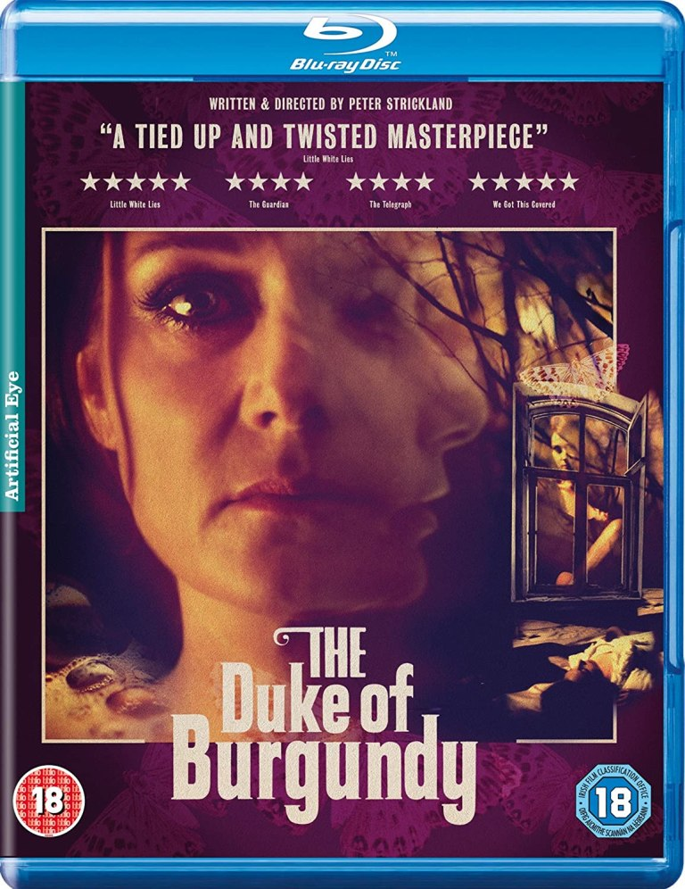 Duke of Burgundy blu ray