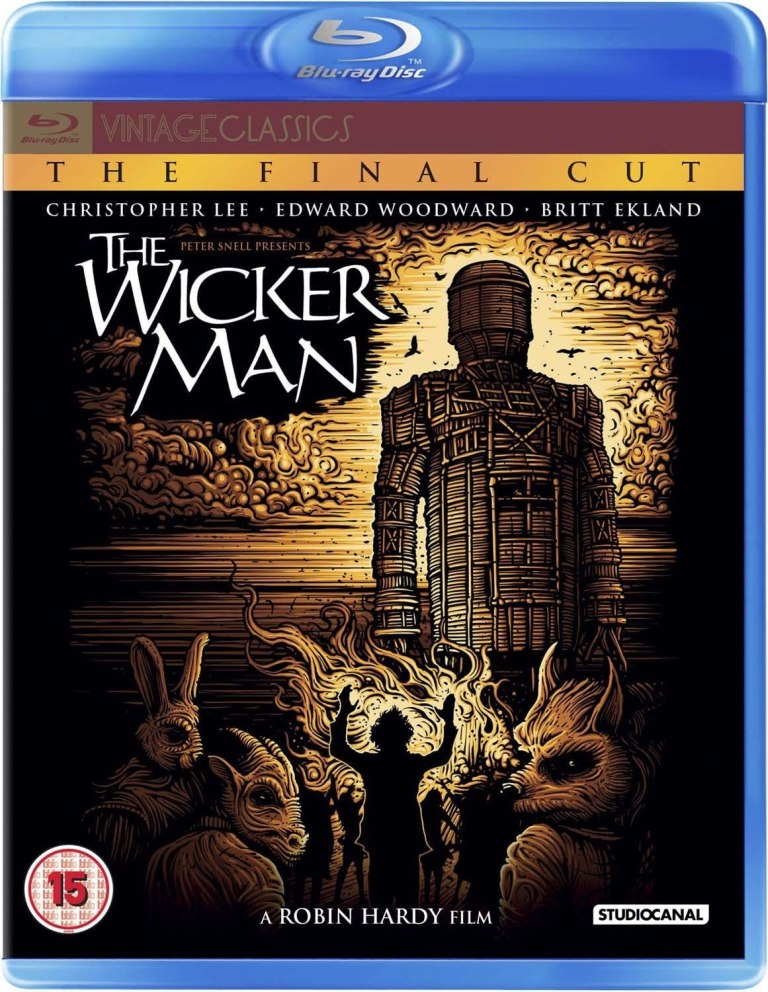 Wicker Man Blu Ray