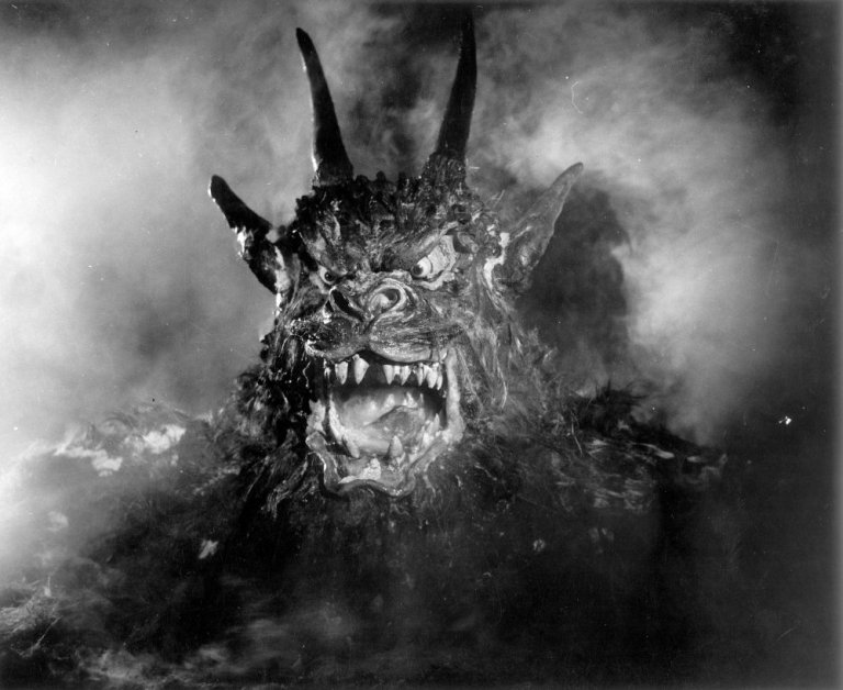 The Demon in Night of the Demon