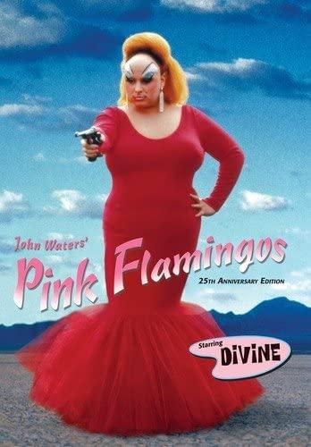 Pink Flamingos DVD